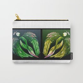 Angels Green & Gold Carry-All Pouch