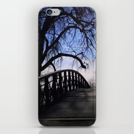 Bridge To Elsewhere iPhone Skin
