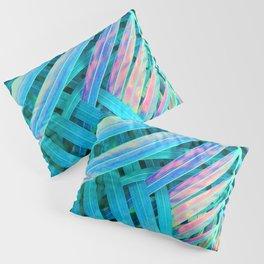 Rainbow Palms Pillow Sham