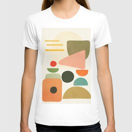 Modern Abstract Art 71 T-shirt