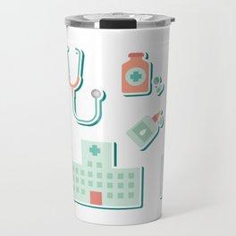 Doctor Checkup Travel Mug