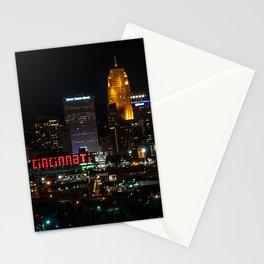 The City of Cincinnati Ohio Stationery Cards