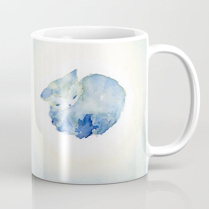 Molly Like A Cloud Coffee Mug