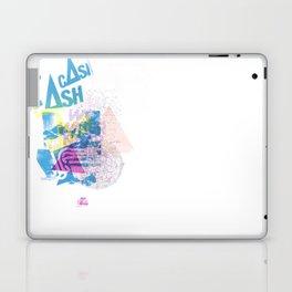 Cash Silk 001 Laptop & iPad Skin