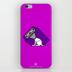 Wireless Woofer iPhone & iPod Skin