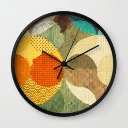 Sans Rival No. 1 Wall Clock