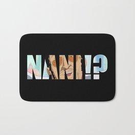 NANI!? Bath Mat