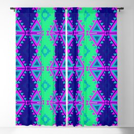 Indian Designs 78 Blackout Curtain