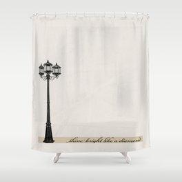 Shine Bright... Shower Curtain
