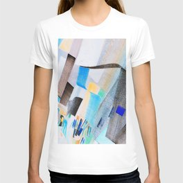 sketch paper T-shirt