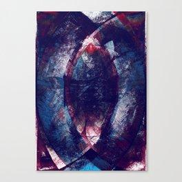 a pequena morte Canvas Print