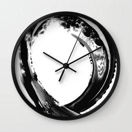 Black Magic 309 by Sharon Cummings Wall Clock