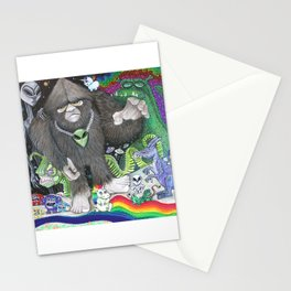 Legends Stationery Cards