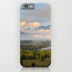 Grand Teton Morning iPhone 6s Slim Case