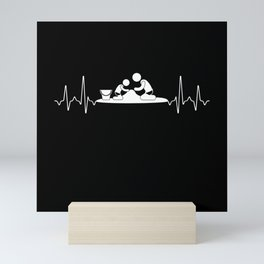Sandpit Mini Art Print