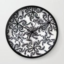 ' Star Creaturez '  By: Matthew Crispell Wall Clock