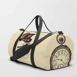 Steam Punked Duffle Bag