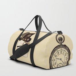 Steam Punked Duffle Bag