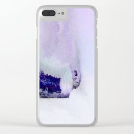 A Serene Life 3G - by Kathy Morton Stanion Clear iPhone Case