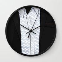 regular show Wall Clocks featuring disneyland after the show? regular by ashleyrosed
