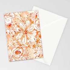 BIG SUNSHINE Floral Stationery Cards