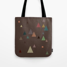 fall || in deep colors Tote Bag