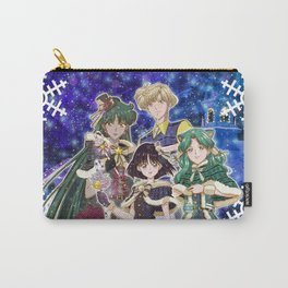 Merry Xmas Outer Senshi Carry-All Pouch