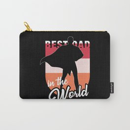 Best Dad In The World Carry-All Pouch