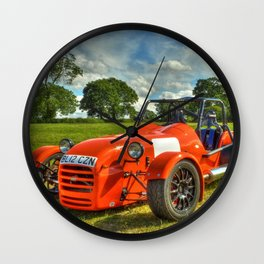 Sportscar - MNR Vortix Wall Clock