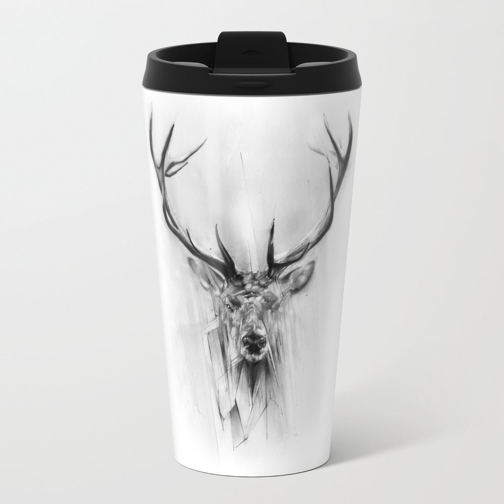 Red Deer Travel Mug TRM818077