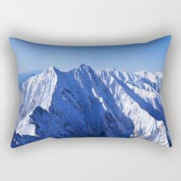 Shapes of Mountain Rectangular Pillow