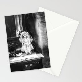 Annabell (Black &White) Stationery Cards