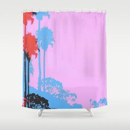 HotSummer Shower Curtain