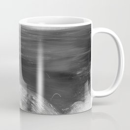 Never stop flowing.... Mountain river Coffee Mug