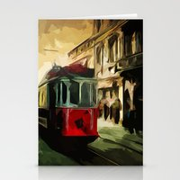 istanbul Stationery Cards featuring Istanbul by pinarinadresi