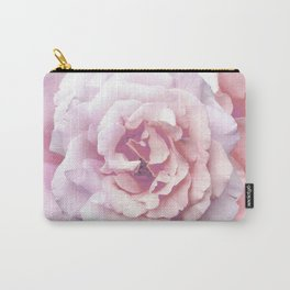 Pink Rose Beauty Carry-All Pouch