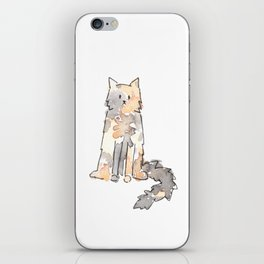 TABITHA iPhone Skin