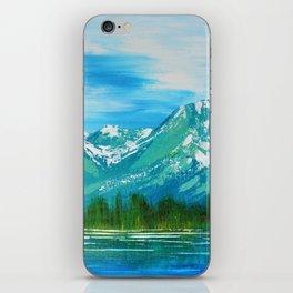 Cool Waters iPhone Skin