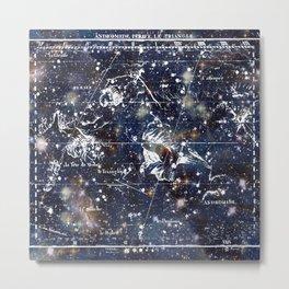Celestial Charts Metal Print