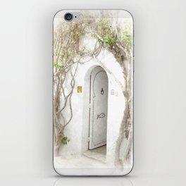 Tunisian Doorway iPhone Skin