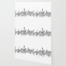 new york skyline music Wallpaper