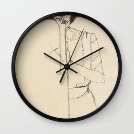 Insect Sweet William Spider Marine Mollusk and Eye of Santa Lucia from Mira Calligraphiae Monumenta Wall Clock