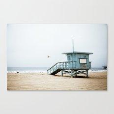The Beach III Canvas Print