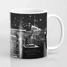 Starry Night in New York Coffee Mug