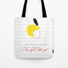 The Great Gatsby Daisy Tote Bag