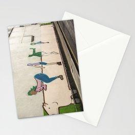 Polar Express Stationery Cards