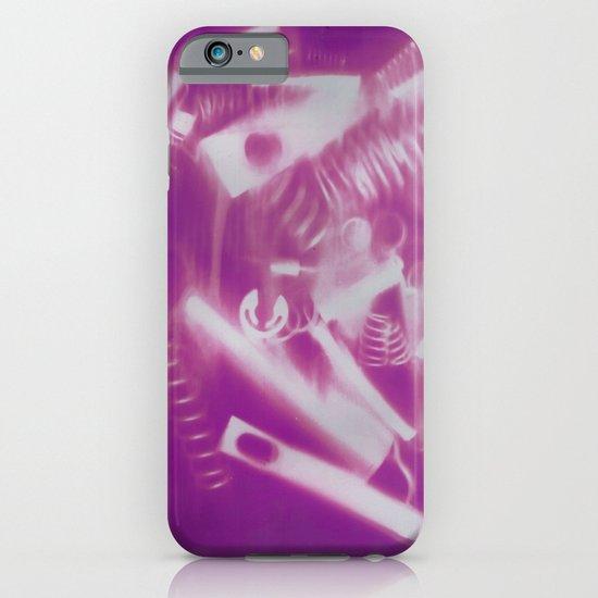 Mechanical Christmas iPhone & iPod Case
