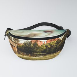 Southwest Chimney Rock Vortex Sedona Arizona Fanny Pack