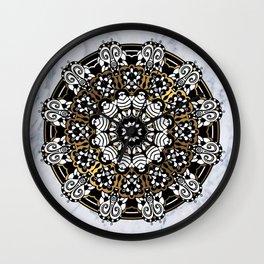 El Dorado III Wall Clock
