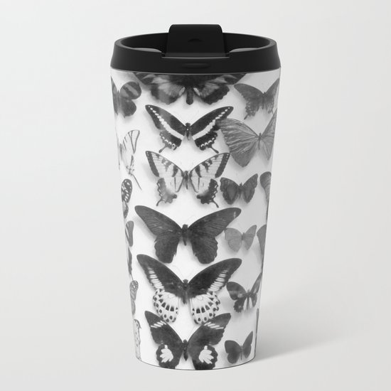 Wings II Metal Travel Mug